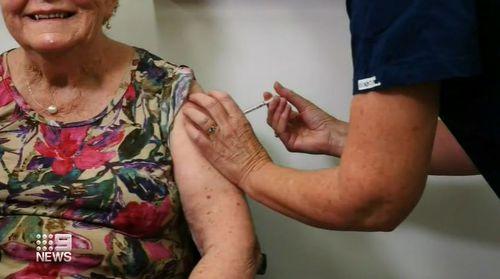 COVID vaccine.