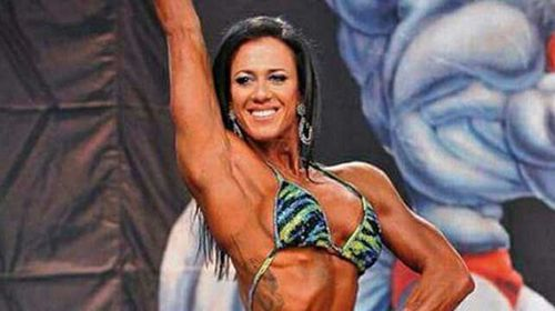 Queensland bodybuilder dies in her sleep