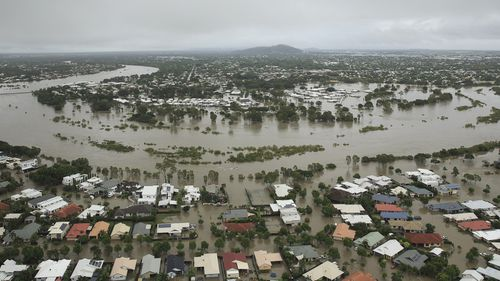 The Insurance Council of Australia's CEO will soon travel to Townsville - the hardest-hit by the flooding rains - to assess the widespread damages.