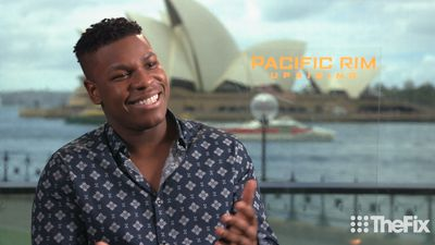 John Boyega's favourite spot in Sydney is the last place you'd expect to find him
