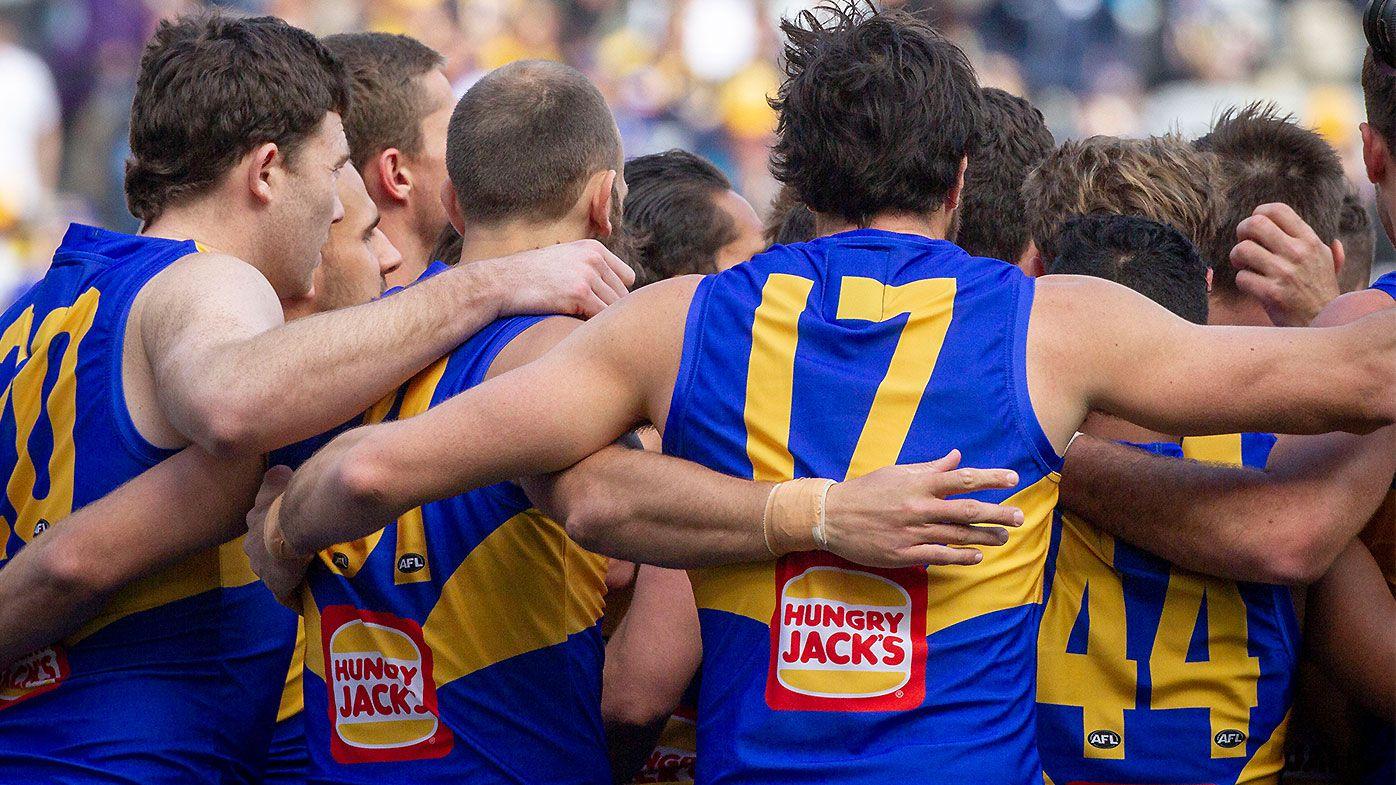 Honeychurch contact mars Eagles' AFL win