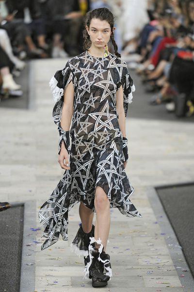 Preen by Thornton Bregazzi, spring/summer '17<br /> London Fashion Week