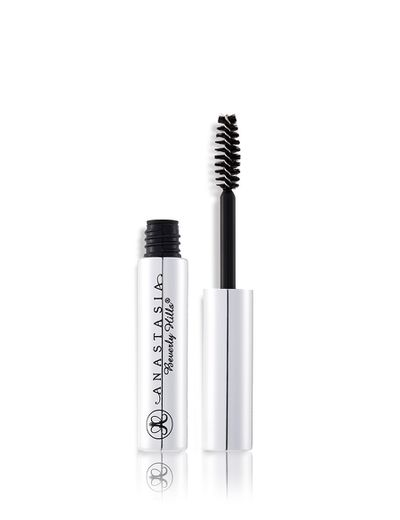 """""""Brush up your eyebrows with a clear gel. I like Anastasia Beverly Hills eyebrow gel."""""""