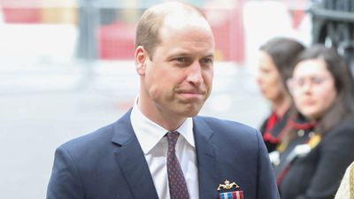 Prince William booed by protesters at Westminster Abbey