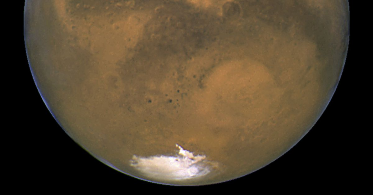 Hidden salty lakes on Mars could contain life scientists say – 9News