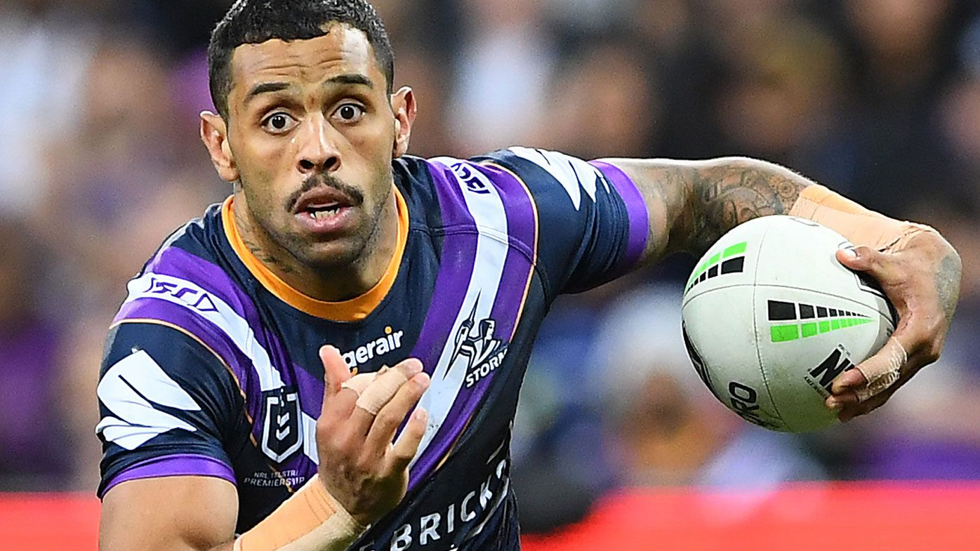 Josh Addo-Carr in reported management split amid exit from Melbourne Storm