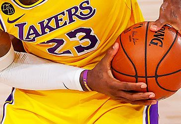 Daily Quiz: Which Laker won their fourth finals MVP award in the 2020 NBA finals?