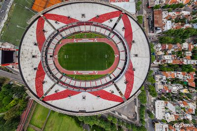 <strong>River Plate Stadium, Argentina</strong>