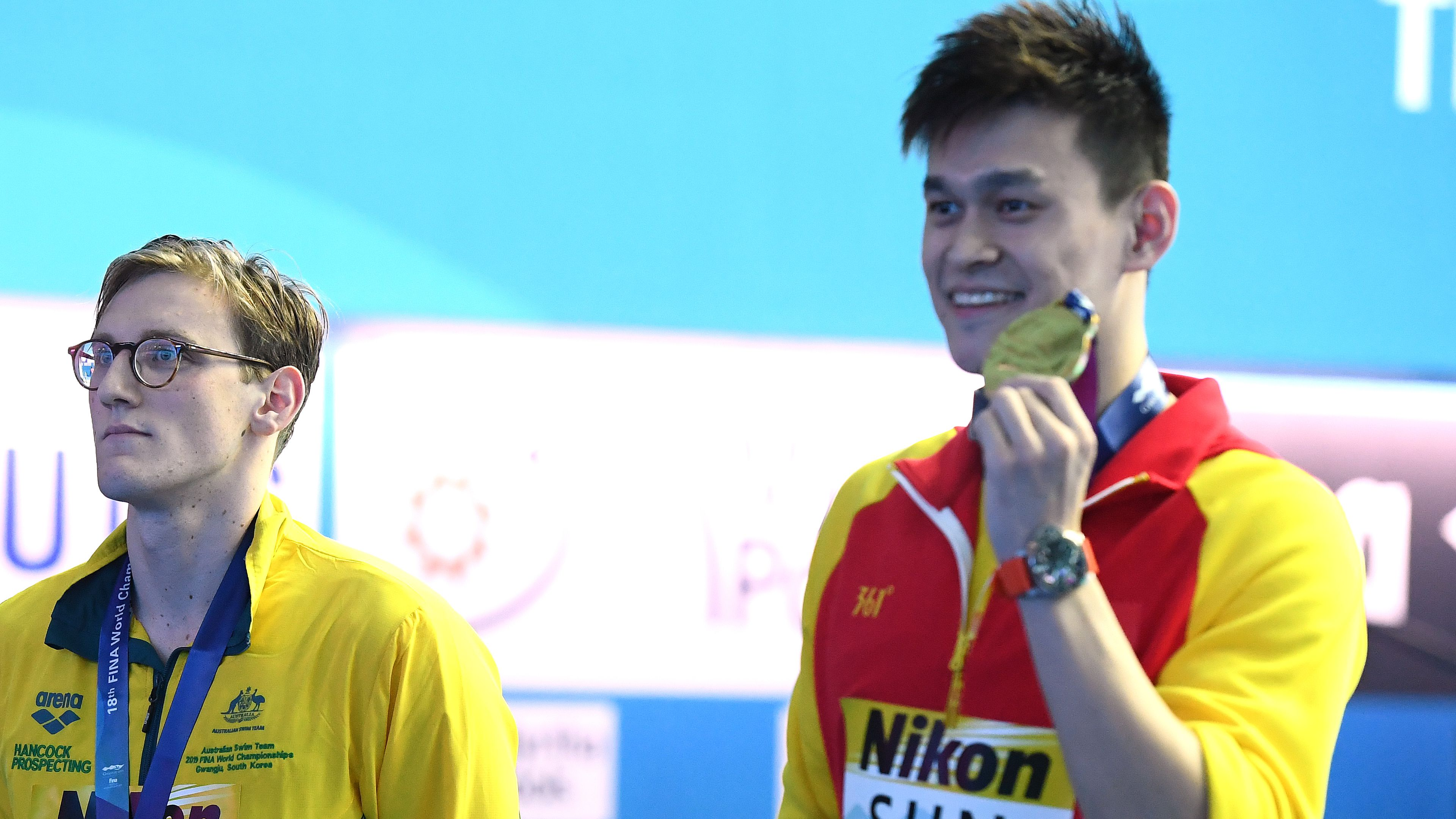 Chinese swimming star Sun Yang has had his eight year doping ban overturned by a Swiss court