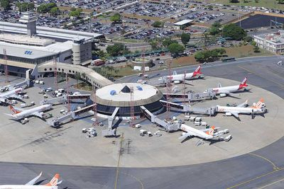 9. Brasilia International Airport
