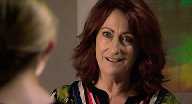Lynne McGranger as Irene Roberts on Home and Away