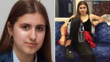 Sixteen-year-old London girl Ines Alves has refused to let a fire at her Grenfell Tower home prevent her from attending a chemistry exam. (Ines Alves)