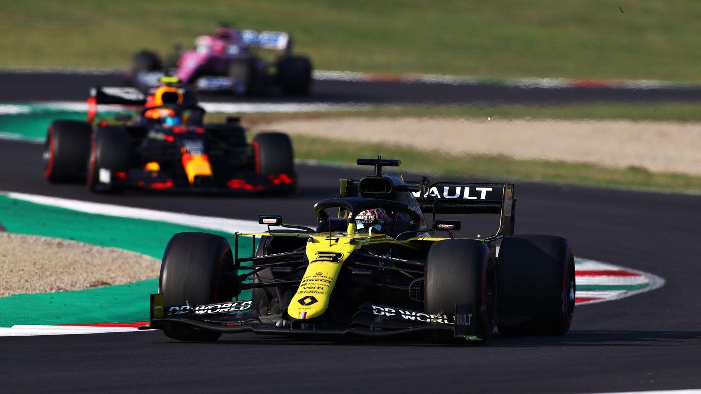 F1 Tuscan Grand Prix race results: Lewis Hamilton wins, Daniel Ricciardo fourth