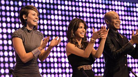 Paula Abdul scores a hit with Live to Dance