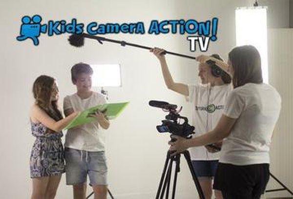 Kids Camera Action TV