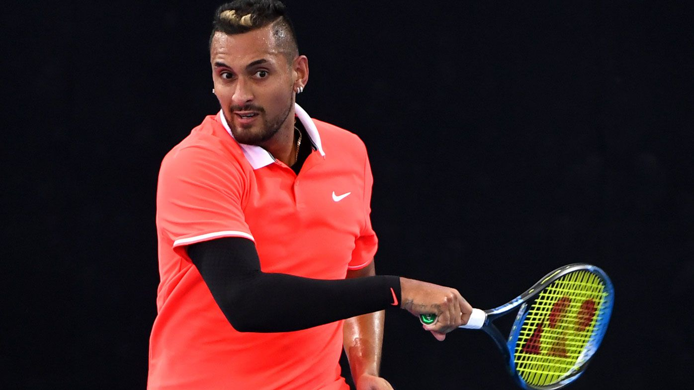 Image result for kyrgios 2019