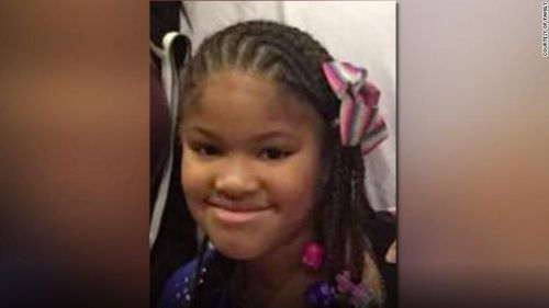 Seven-year-old Jazmine Barnes was gunned down while travelling with her mother and sisters on December 30, 2018.