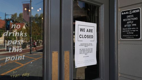 Many businesses have been forced to closed due to the coronavirus pandemic.