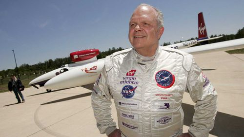Steve Fossett disappeared while flying in what is known as the Nevada Triangle.