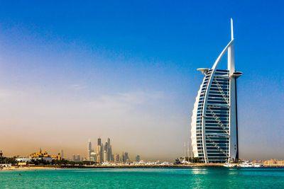 <strong>Burj Al Arab Jumeirah hotel, Dubai</strong>