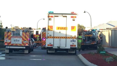 Elderly man dead after bedroom 'explosion' at house in Perth