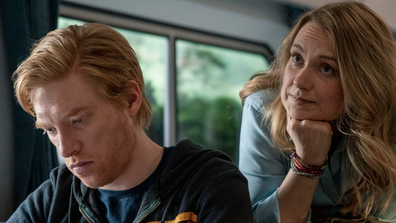The series stars the uber-talented Merritt Wever and Domhnall Gleeson.