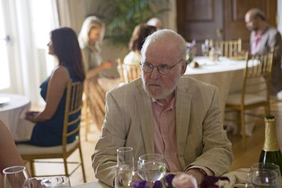 Charles Grodin in the primetime miniseries Madoff