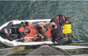British fugitive's daring jet ski escape attempt foiled by Australian Border Force