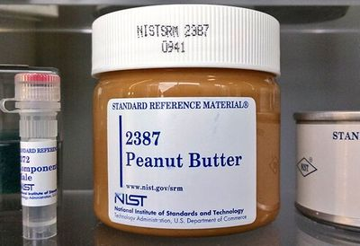 And peanut butter?