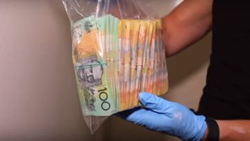 Five men face court after $1.5m drug seizure