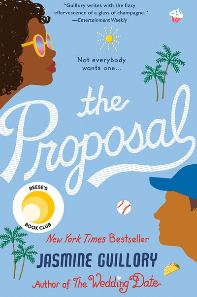 The Proposal by Jasmine Guillory - February 2019