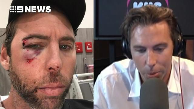 9RAW: Grant Hackett describes the events leading up to his arrest