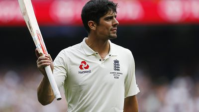 Alastair Cook - 5