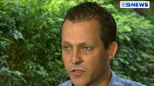 9NEWS can reveal Dave Ewen is the man accused or raping a three-year-old.
