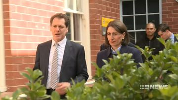 premier accused of cheap attempt to win votes in visit to wagga