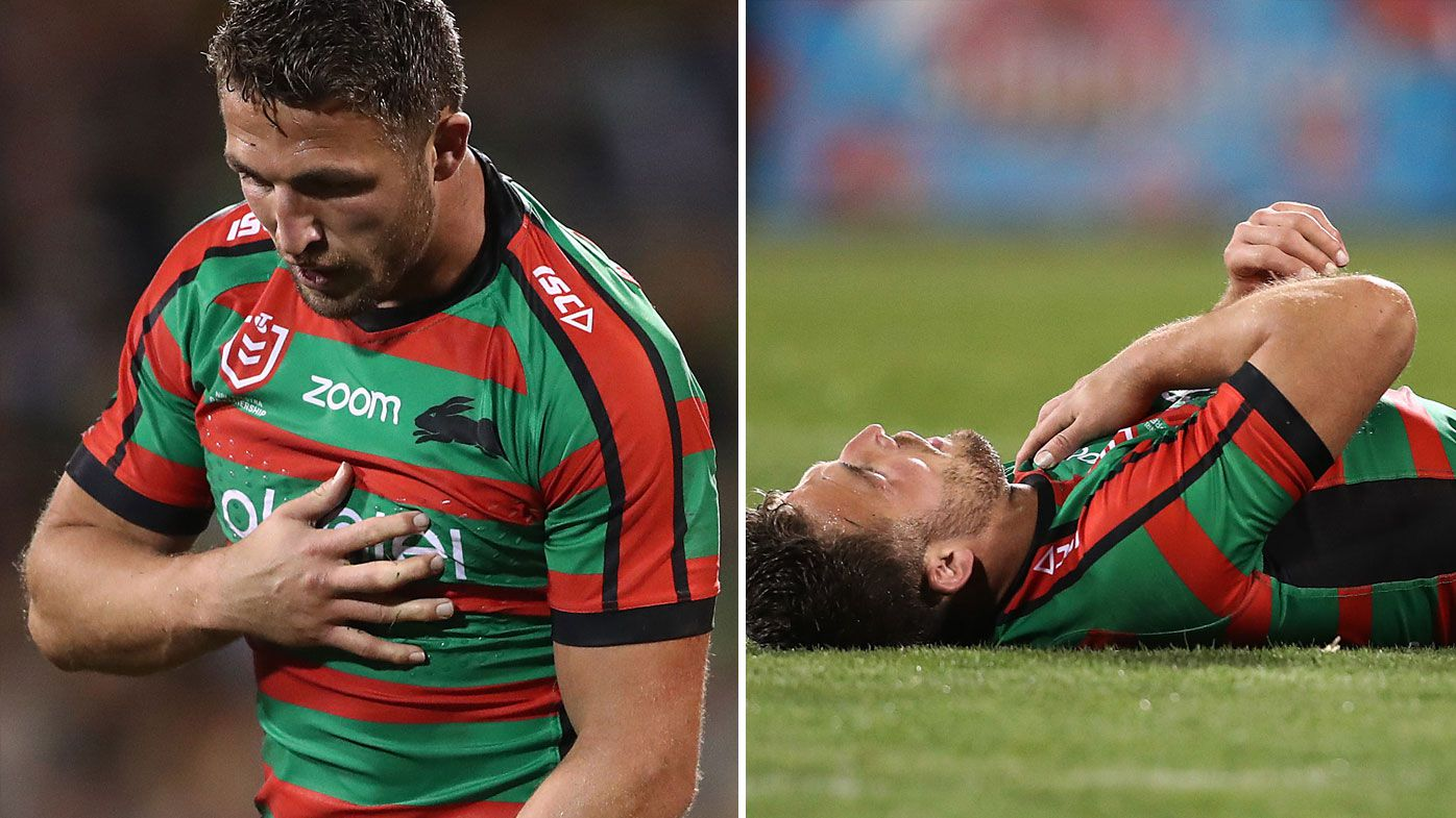 Sam Burgess considering stem cell treatment for chronic shoulder issues: Report