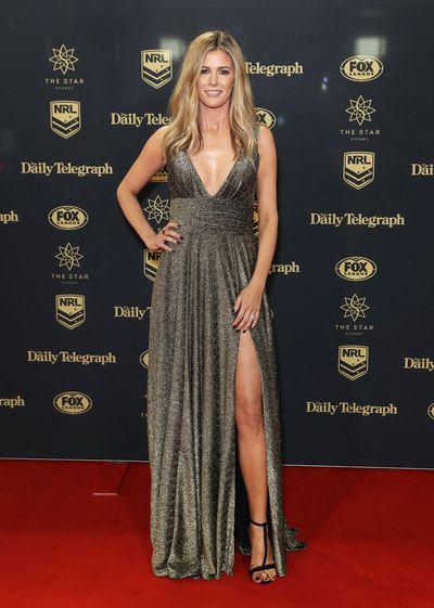 Fox Sports presenter Lara Pitt