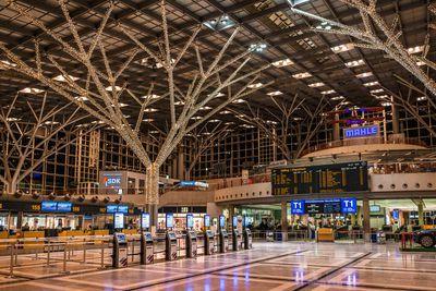3. Stuttgart Airport