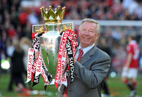 Sir Alex Ferguson is recovering in hospital after undergoing emergency brain surgery. (AAP)