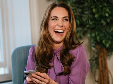 Kate Middleton answers viewer questions in Instagram Q&A.