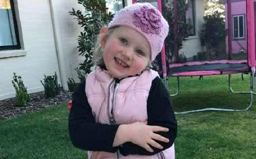Annabelle Potts underwent several rounds of treatment in Mexico before her death in January.