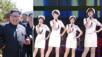 North Korean 'Spice Girls' to perform at Winter Olympics