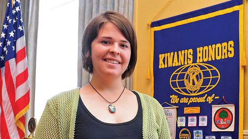 Kayla Jean Mueller has reportedly been killed by an air strike after being taken hostage by jihadists in Syria. (AAP)