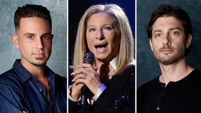 Barbra Streisand, Wade Robson, James Safechuck