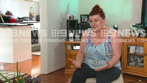 Suzana Bogdanovski was left shaken when a man threatened her with a knife and stole her car while she was waiting to pick up her son from work.
