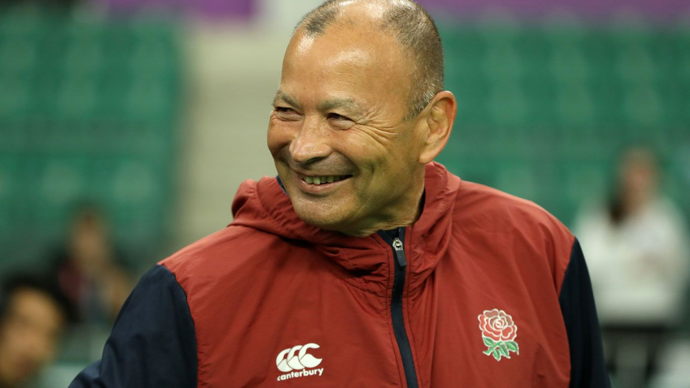 'Not a lot of sympathy': Eddie Jones has a crack at Wallabies after RWC victory