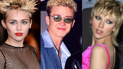 <BR><br/>For all their fame and fortune, it seems celebs are no more immune to a case of bad-hair-day than the rest of us! Check out these Hollywood hairstyle hits and misses and you'll think twice before taking a celeb's photo to your hairdresser.