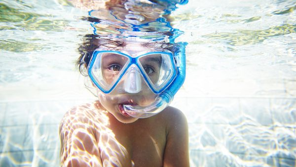 Kids need to be safe when in or even near water. Image: Getty.
