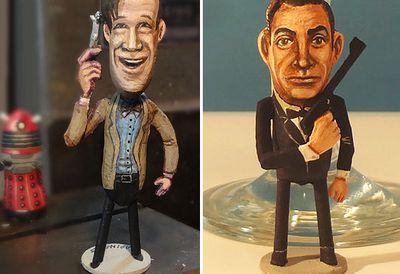 Doctor Who and James Bond