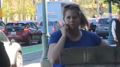 'Permit Patty' calls cops on a little girl for selling water